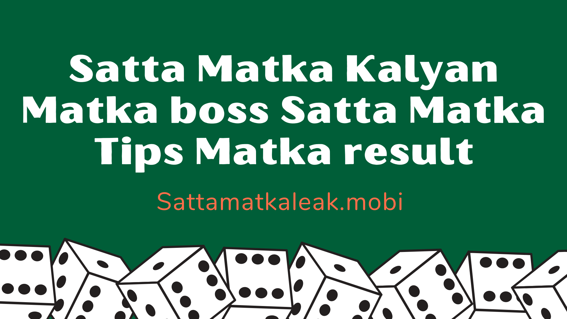 How to Play Satta Matka: A Beginner's guide